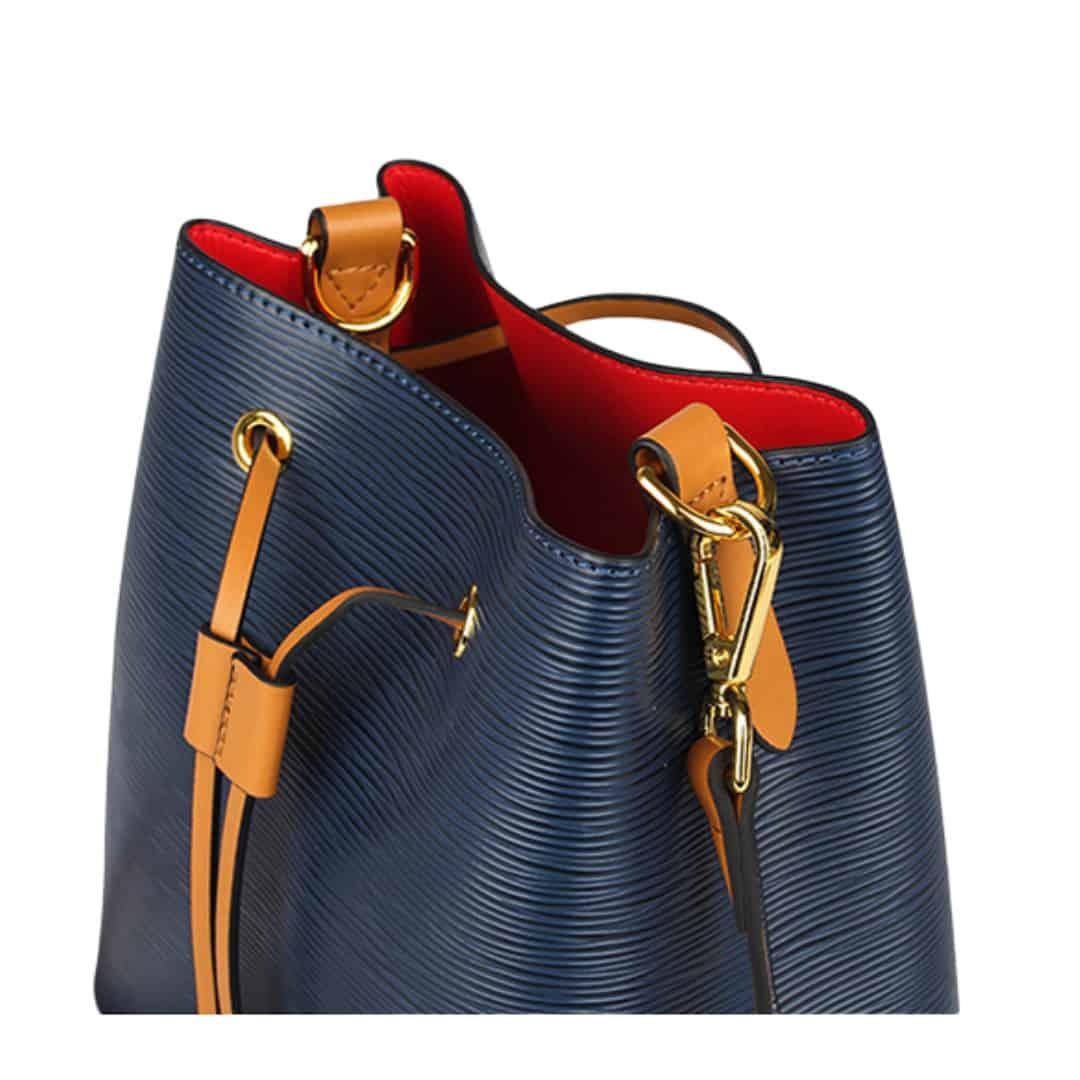 cowhide leather bag